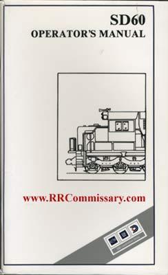 railroad commissary railroad locomotive operating maintenance rh rrcommissary com Sd60mac Locomotive GE Dash 9-44CW